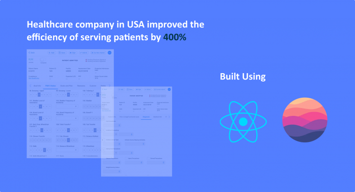 Healthcare company in USA improved the efficiency of serving patients